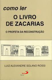 Resultado de imagem para imagens do livro de ZACARIAS