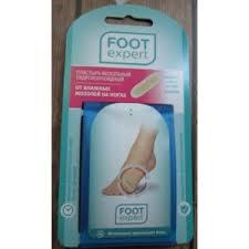 <b>Пластырь</b> мозольный <b>гидроколлоидный Foot Expert</b> От влажных ...