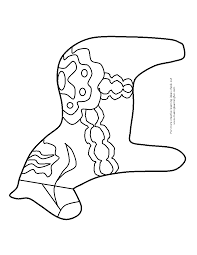 dala horse template cultural crafts for kids dala horse template