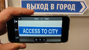 Image result for google translate on phone