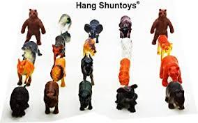 Buy Hang Shuntoys Wild Animals Plastic <b>Toys</b> for <b>Kids</b> ( <b>20 Pcs</b> ...