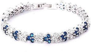 findout <b>ladies</b> Cubic <b>Zircons</b> crystal <b>Fashion Wedding</b> party luxury ...