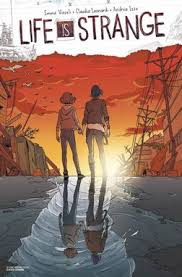<b>Life Is Strange</b> #1 (2nd <b>Printing</b>) by Emma Vieceli published by Titan ...