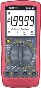 4 5 Digits <b>19999 Counts Digital</b> Multimeter - Kusam Electrical ...
