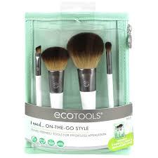 <b>Набор</b> кистей для <b>макияжа EcoTools</b> On The Go Style <b>Kit</b> ...