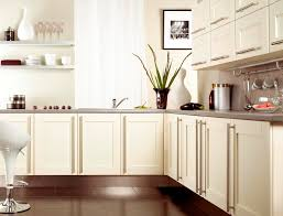 beautiful white kitchen cabinets: kitchen cart tritmonk home interior design idea white cabinetry with