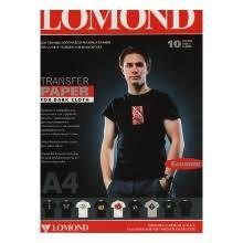 <b>Бумага</b> для термопереноса и сублимации <b>LOMOND</b> — купить в ...