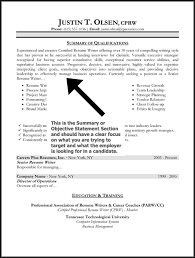 Resume Objective Examples Sample Job Career Resume Sample ... resume template the perfect career objective for a resume example with qualifications and education or