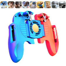 <b>H6 PUBG Gamepad Cell</b> Phone Mobile control Joystick Gamer ...