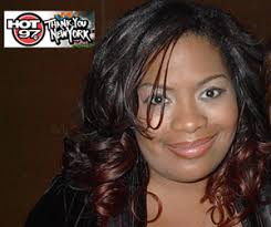 "The bottom line is that Miss Jones – known for her ""straight talk, no chaser"" style – is set to bring the laughs, juice and up-to-the minute entertainment ... - miss_jones2007-hot-97-logo-med"