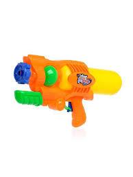 <b>Водный пистолет Бластер</b> с накачкой Ромашка 11967951 в ...