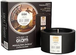 <b>Ароматическая свеча</b> - House of Glam <b>Lost In</b> Great Library Candle ...