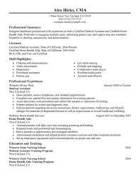 Pharmaceutical Sales Representative Resume Example