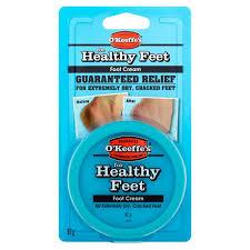 O'Keeffe's <b>for Healthy Feet Foot</b> Cream 91g | Sainsbury's