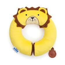 <b>Подголовник TRUNKI Yondi Lion</b> - желтый - купить по лучшей ...