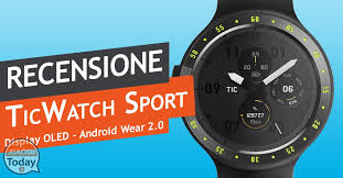 <b>Ticwatch S</b> Review - Лучшие наручные часы для покупок