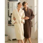 Купить <b>Мужской халат KARNA, SMART</b>, 2XL, кремовый KARNA в ...