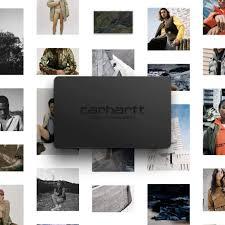 Carhartt WIP Gift Cards now... - Carhartt Work in Progress