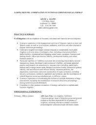 resume titles