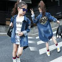 Wholesale <b>Jacket</b> Child <b>Girl Jeans</b> for Resale - Group Buy Cheap ...