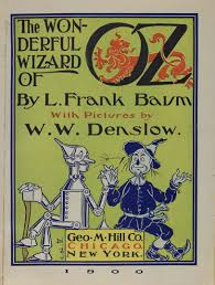 the wonderfully weird introduction to l frank baum s the the wonderfully weird introduction to l frank baum s the wonderful wizard of oz