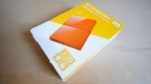 Тест <b>внешнего HDD Western Digital</b> My Passport 1 TB ...