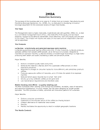 example executive summary format executive resume template sample executive summary 2mba by brittanygibbons