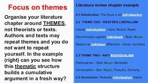 What is a literature review    Library  Teaching and Learning   Te     SlideShare A systematic literature review on