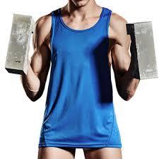 <b>superbody</b> summer casual bodybuilding sport tanks <b>men's</b> quick ...