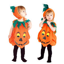 Children's <b>Halloween</b> Cosplay Costume <b>Pumpkin Costume Stage</b> ...