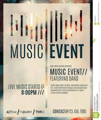 musical flyer templates info music event flyer template stock vector image 48002844