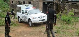 Image result for Nigeria police man commits suicide
