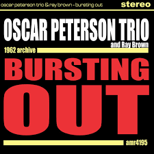 <b>Bursting</b> Out by <b>Oscar Peterson</b> on TIDAL