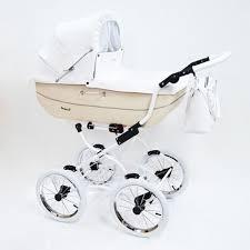 Классическая <b>коляска Reindeer Vintage</b> New 1 в 1 (Рейндир ...