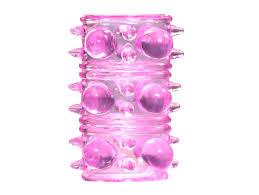 Розовая насадка на пенис <b>Rings</b> Armour — купить за 142 рублей ...