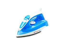 Buy Bajaj Majesty MX4 1250-Watt Steam Iron (<b>Blue</b>/<b>White</b>) Online at ...