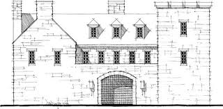 Bedroom  Bath Castle House Plan    ALP  FR   Chatham Design Group ALP  FR House Plan