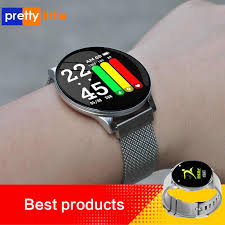 <b>W8 Sports Smart Watch</b> 1.3 Inch Full Touch Screen Men Women ...
