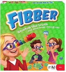 <b>Spin Master Games Fibber</b> Party & Fun Games Board Game - Fibber ...