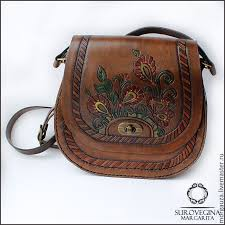 Ручная работа, handmade | Кожаные <b>сумки</b>, Кожа мастерство ...