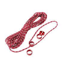 <b>Веревка отражающая</b> + <b>натяжители</b> MSR Reflective Utility Cord ...
