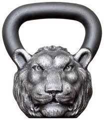 <b>Гиря</b> цельнолитая <b>Iron Head Лев</b> 24 кг — купить по выгодной цене ...