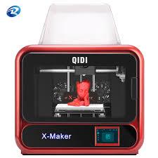 <b>Qidi tech 3d</b> impressora x maker aquecido removível cama wifi com ...