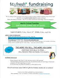 newsletters flyers george r martin school pto website file