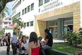 Resultado de imagen de universidad de colombia