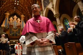 amanda rivkin amandarivkin com page  the archbishop elect of chicago blase cupich enters the mass ahead of his
