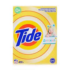 <b>Стиральный порошок Tide</b> для <b>чувствительной</b> детской кожи ...