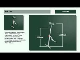 Подставка роликовая <b>BOSCH PTA 1000</b> - YouTube