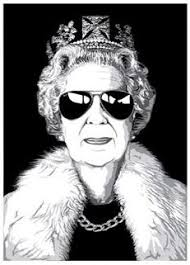 Queen Aviator by Mr. Brainwash (With images) | Mr brainwash art ...