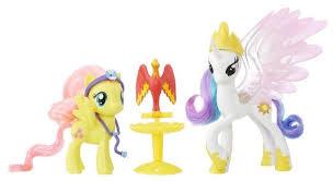 Игровой набор Hasbro <b>Пони</b>-<b>модницы</b>: <b>Парочки</b> Princess Celestia ...